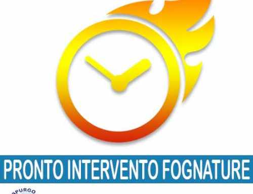 Pronto intervento fognature Roma