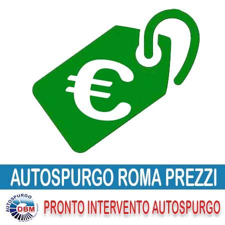 Il prezzo per autospurgo e per uno svuotamento di una fossa biologica a Roma è qui indicato Svuotamenti fosse biologiche codice C.E.R. 20.03.04 Prezzi per 2000 Kg. € 330 I.V.A. Inclusa Prezzi per un quantitativo superiore fino a 5000 Kg. € 550 I.V.A. inclusa
