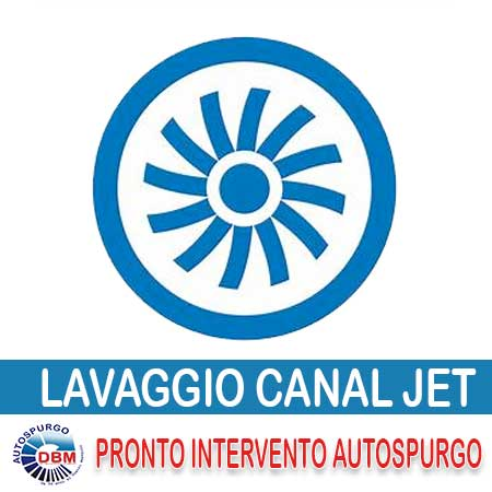 Lavaggio fognature e tubazioni Canal Jet Roma