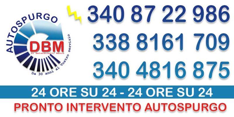Pronto intervento autospurgo 340 8722986. Spurgo Fogne Roma