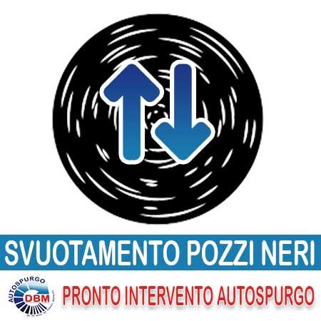 svuotamento pozzi neri Roma