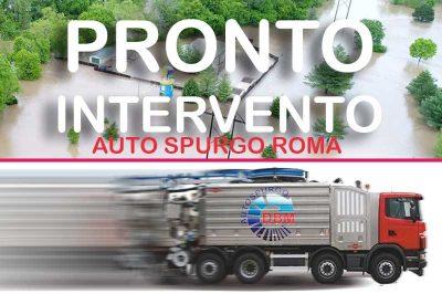 Pronto intervento economico Autospurgo Roma
