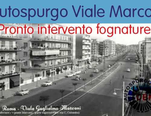 Autospurgo Viale Marconi Roma